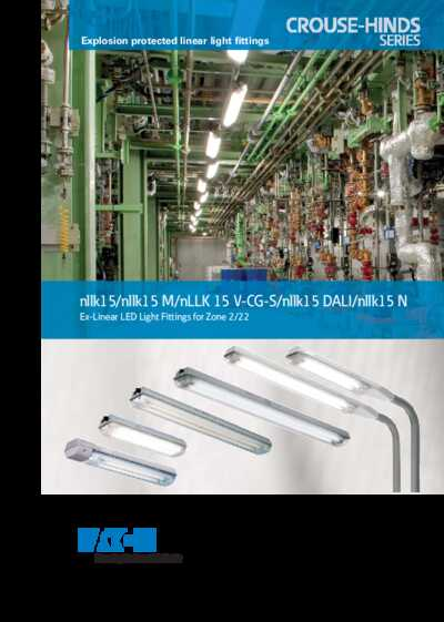 New Products and Brochures   CROUSE-HINDS SERIES