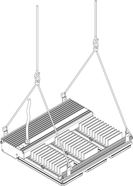 Crouse hinds product catalog - Cable suspension luminaire ...
