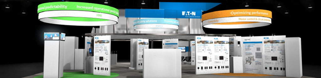 Eaton is represented at numerous events and exhibitions