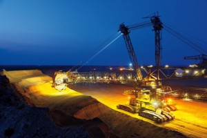 explosion-protected luminaires in mining sectors