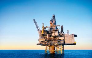 Zuverlässigkeit durch CEAG Produkte - Ölplattform