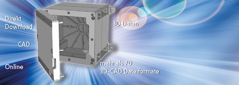 3D Zeichnungen und Design Daten