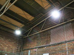 IHB LED light fitting