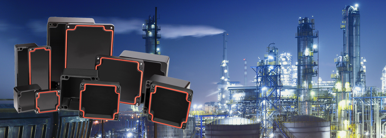 GboX IEC Ex e Explosion Protected Nonmetallic Terminal Enclosures
